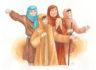 アラム陣営に入り込んだ 四人のツァラアトに冒された人